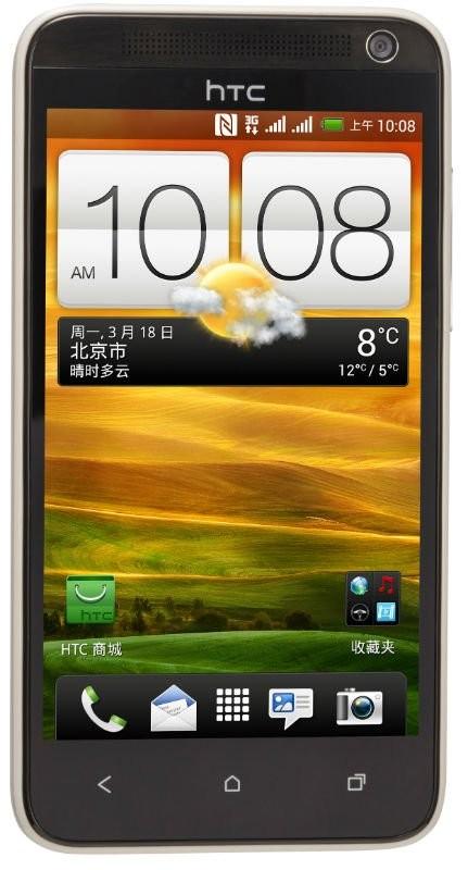 Фото HTC E1