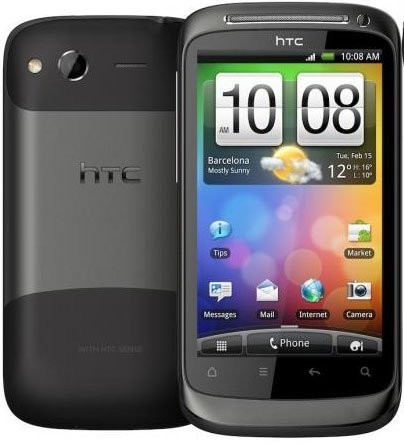 Фото HTC Desire S