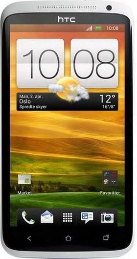 Фото HTC One X