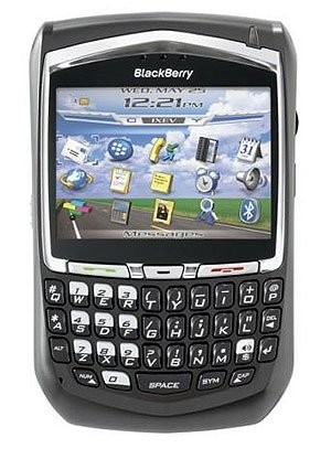 Фото BlackBerry 8700