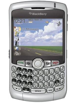 Фото BlackBerry 8330
