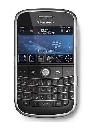 Фото BlackBerry 9000