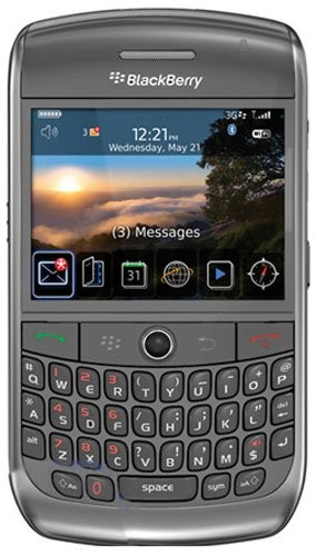 Фото BlackBerry Gemini 9300