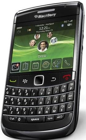 Фото BlackBerry Bold 9700