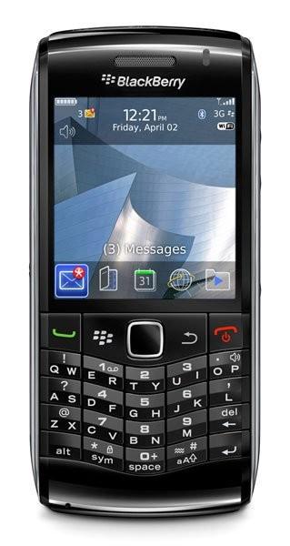 Фото BlackBerry Pearl 3G 9105