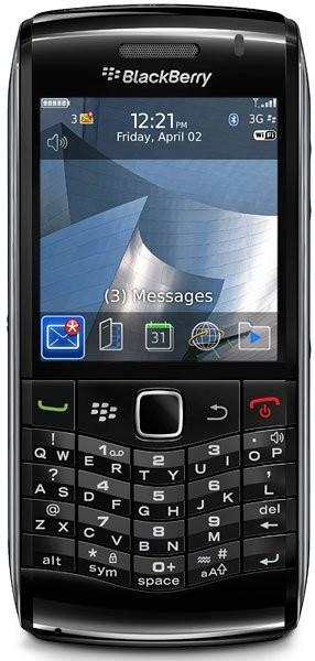 Фото Blackberry 3G 9100