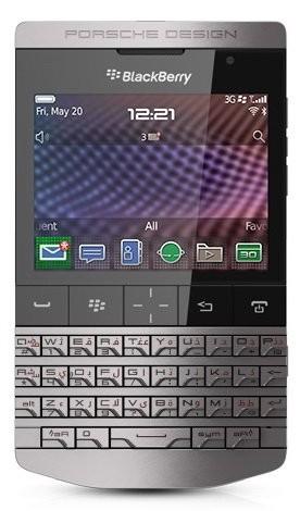 Фото BlackBerry Porsche Design P 9981