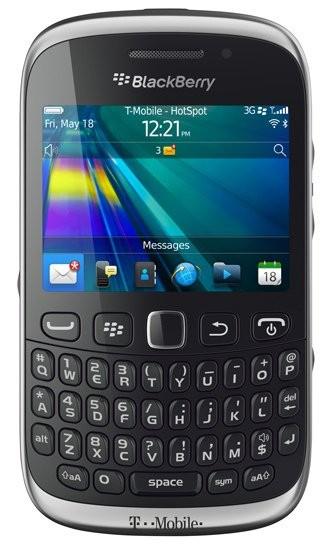 Фото BlackBerry Curve 9315