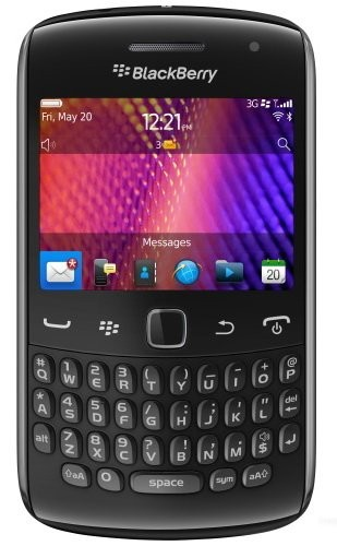 Фото BlackBerry Curve 9350