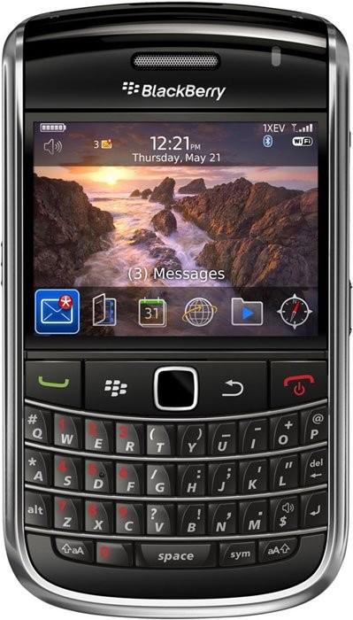 Фото BlackBerry Bold 9650