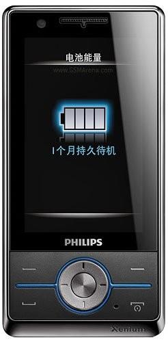 Фото Philips X605