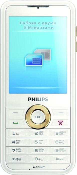 Фото Philips Xenium F511
