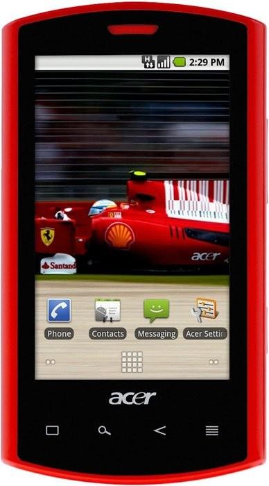 Фото Acer Liquid E Ferrari