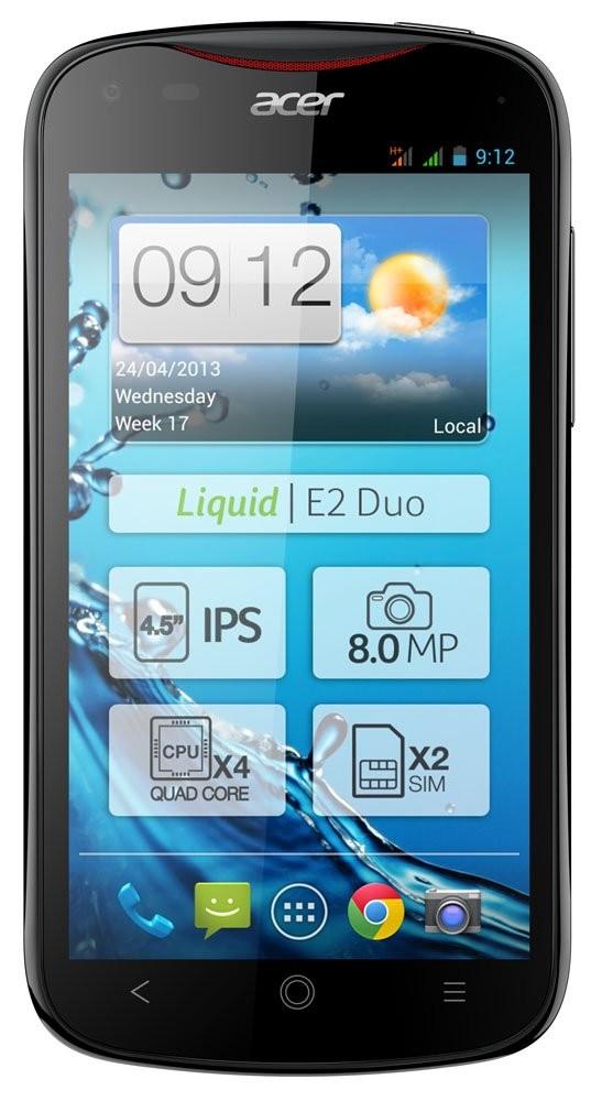 Фото Acer Liquid E2 Duo