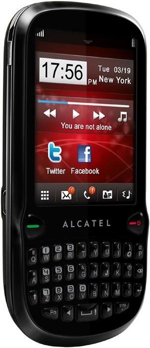 Фото Alcatel OT-807