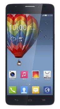 Фото Alcatel One Touch Idol X
