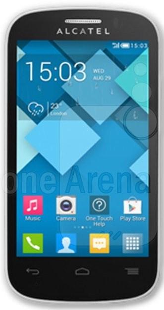 Фото Alcatel One Touch Pop C3 Dual SIM