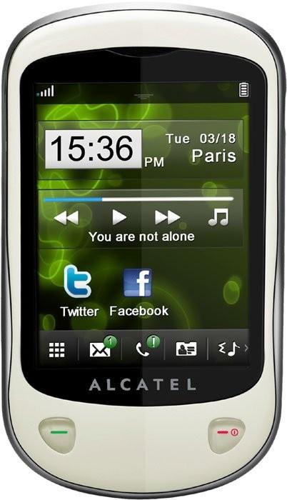 Фото Alcatel OT-710