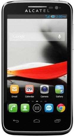 Фото Alcatel One Touch Evolve