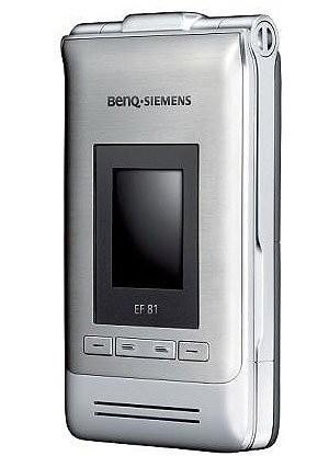 Фото Benq-Siemens EF81