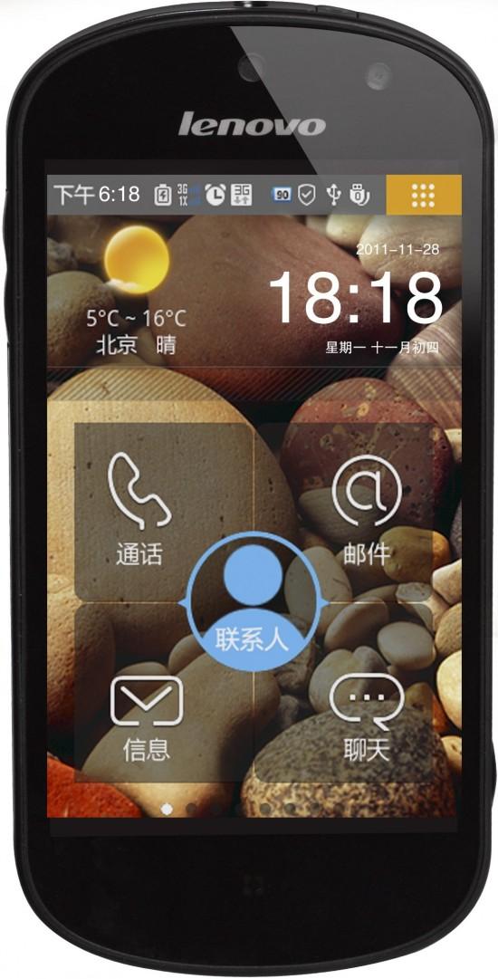 Фото Lenovo LePhone S2