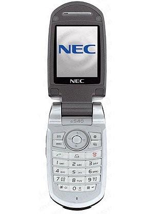 Фото NEC E540