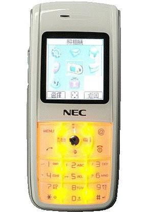 Фото NEC E1101