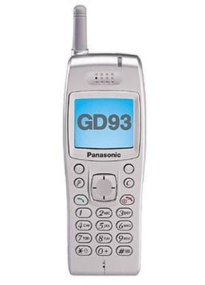 Фото Panasonic GD93