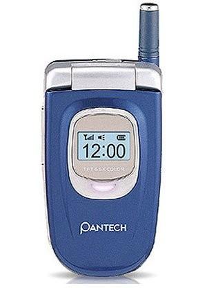 Фото Pantech G200