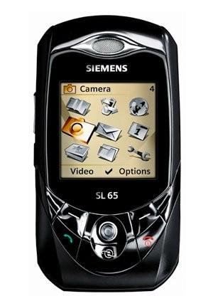 Фото Siemens SL65