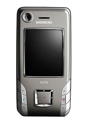 Фото Siemens SG75