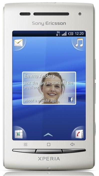 Фото Sony Ericsson Xperia X8