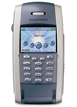 Фото Sony Ericsson P800