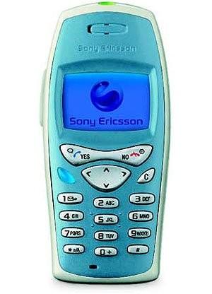 Фото Sony Ericsson T200