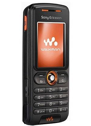 Фото Sony Ericsson W200i