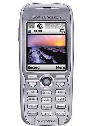 Фото Sony Ericsson K508i