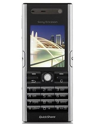 Фото Sony Ericsson V800
