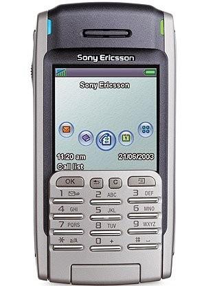 Фото Sony Ericsson P900
