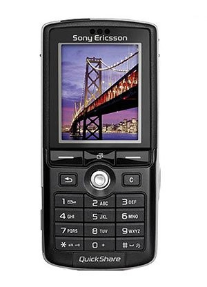 Фото Sony Ericsson K750i