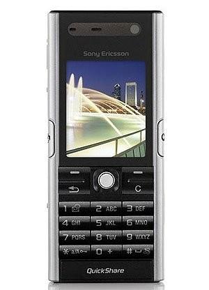 Фото Sony Ericsson V600i