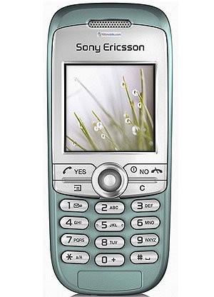 Фото Sony Ericsson J210i