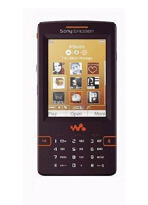 Фото Sony Ericsson W950i