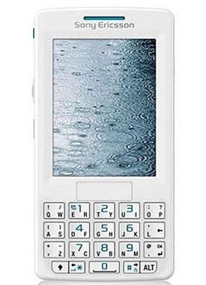 Фото Sony Ericsson M600i