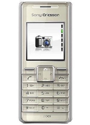 Фото Sony Ericsson K200i