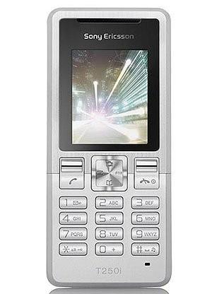 Фото Sony Ericsson T250i