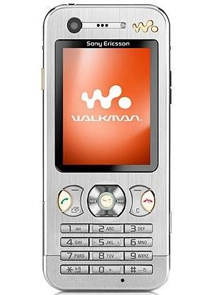 Фото Sony Ericsson W890i
