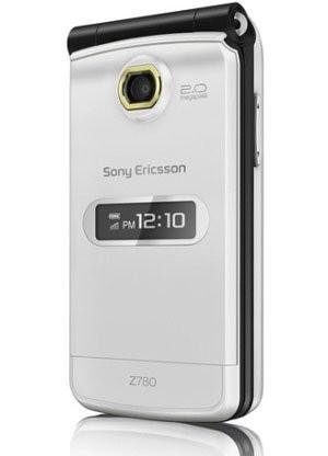 Фото Sony Ericsson Z780