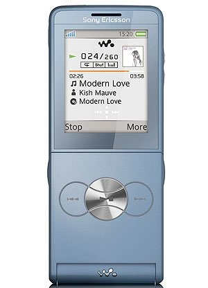 Фото Sony Ericsson W350