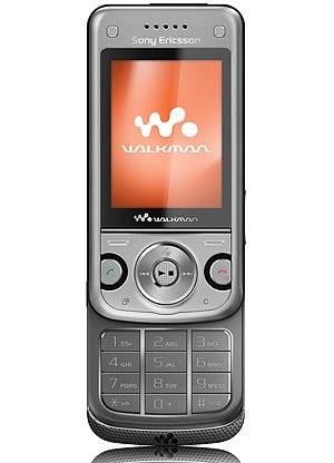 Фото Sony Ericsson W760