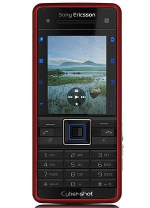 Фото Sony Ericsson C902